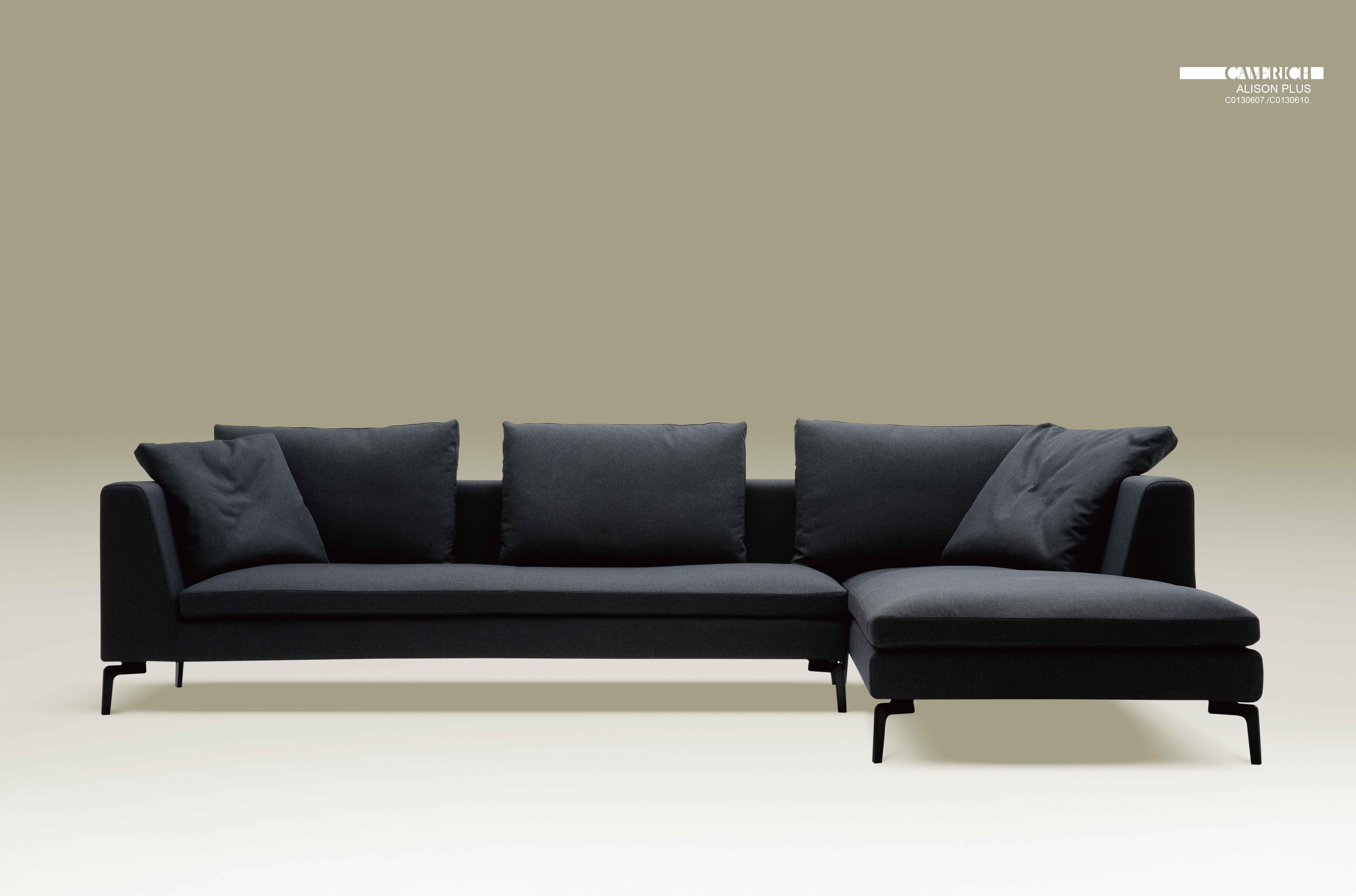 Lazytime plus sofa camerich - Alison Plus