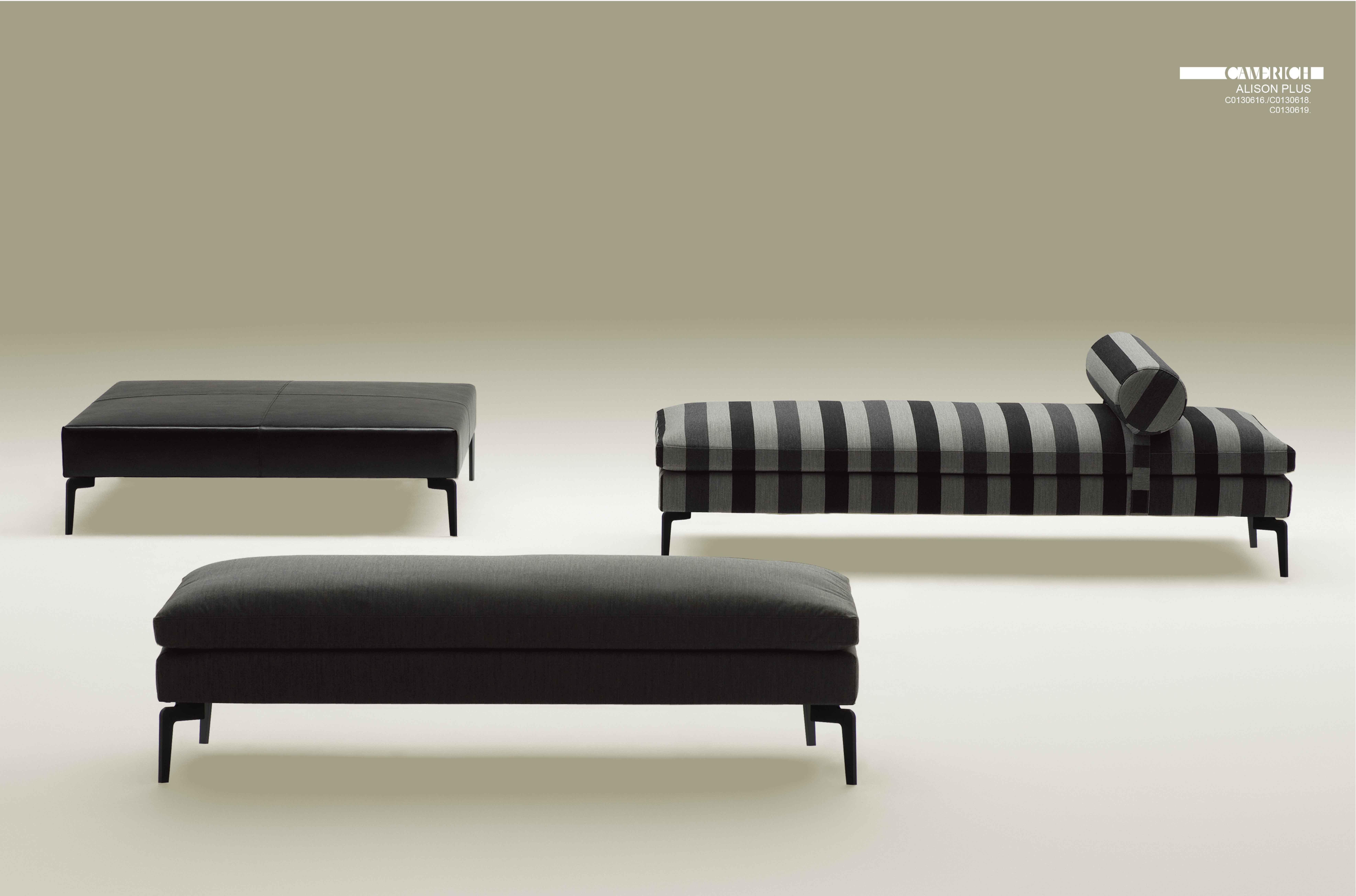 Lazytime plus sofa camerich - Alison Plus 6